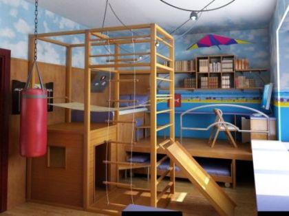 Вы строили в детстве домики?